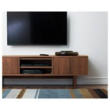 Modern Tv Stands Ikea Tv Stands Ikea Modern Low Glass Tvd With Wicker Storage Bins