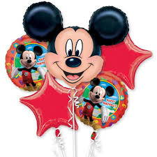 mylar balloon bouquet mickey mouse mylar balloon bouquet balloons party supplies