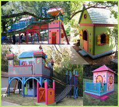 Backyard Play Structure by Barbara Butler Play Structure Slide Show Extraordinary Play