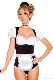 maid cleaning maid costume wholesale 8892