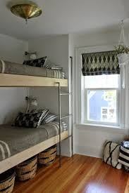 Build Bunk Bed Ladder by Best 25 Industrial Bunk Beds Ideas On Pinterest Industrial Kids
