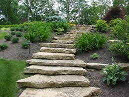 stone garden steps landscape u0026 maintenance cincinnati