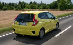 What Year Did The Honda Fit Come Out The Clarkson Review 2016 Honda Jazz