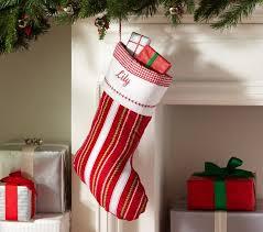 Pottery Barn Kids Stockings 22 Best Red Velvet Christmas Stockings Images On Pinterest