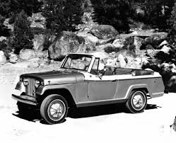 jeep convertible 4 door 10 forgotten jeeps you u0027ve probably never heard of