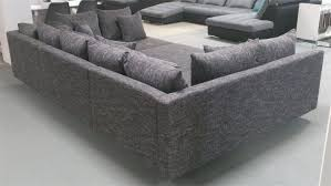 couch mit hocker claudia xxl mit hocker stoff lawa 17