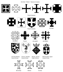 theraccolta the cross of jerusalem or crusaders cross