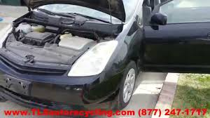 parting out 2005 toyota prius stock 4035or tls auto recycling
