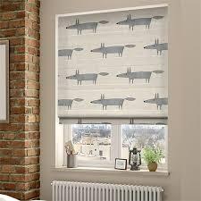 Custom Made Roman Blinds Uk Roman Blinds Stunning Mr Fox Scion Blinds 2go
