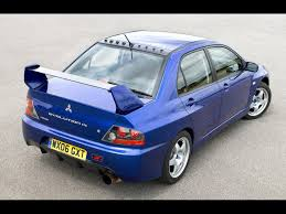 Mitsubishi Lancer Evolution Ix Fq 360 Photos Photogallery With 4
