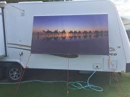 Rv Awning Mosquito Net Caravan Window Shades Special 99 Plus Van Tastic Caravan