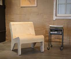 Flexible Love Chair by Bent Plywood Chair 8 Steps With Pictures