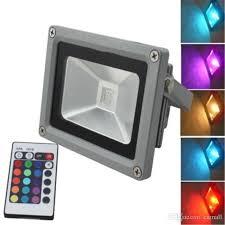 programmable led flood lights outdoor led floodlight 10w 20w 30w 50w rgb led flood light colour