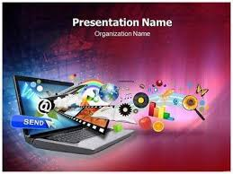 23 best social networking powerpoint templates images on pinterest