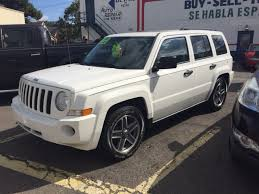 jeep patriot 2009 for sale buy here pay here 2009 jeep patriot for sale in wayne 33429