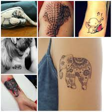 elephant train tattoo meaning 266 best elephant tattoos images