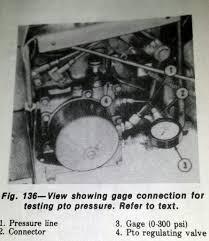 testing hydraulics on an ih 674 general ih red power magazine