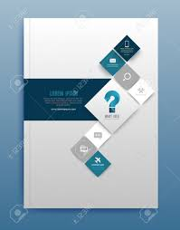 vector brochure design template flyer layout magazine cover
