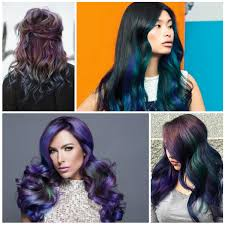 Current Color Trends by Fall 2017 Hair Color Trends For Brunettes Trendy Hair Colors For