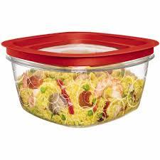 rubbermaid easy find lids food storage set walmart com