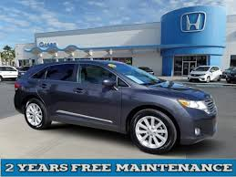 used crossover cars used 2012 toyota venza for sale port richey fl