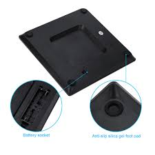 Weight Watchers Bathroom Scale Battery Wireless Digital Lcd Tempered Glass Bathroom Body Weight Watchers