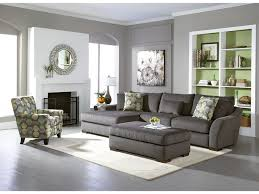 Best American Signature Furniture Images On Pinterest Living - Grey living room chairs