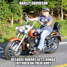 Funny Harley Davidson Memes - 3 reasons retailers should embrace niche commerce stitch labs