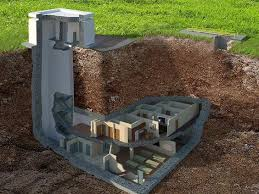 home bunker plans if you re going to bug in do it right diy bunker plans above