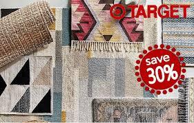 30 off indoor u0026 outdoor rugs online today only totallytarget com