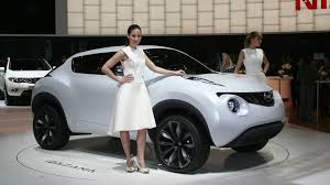 nissan crossover nissan qazana crossover design concept revealed in geneva