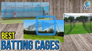 top 6 batting cages of 2017 video review
