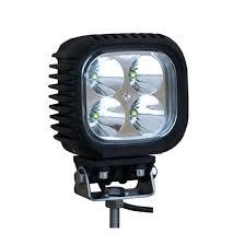 led automotive work light 5inch 40w led work light rectangular driving light outdoor