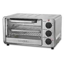 Waring 4 Slice Toaster Review Waring Pro Wto450 Stainless Steel 4 Slice Toaster Oven