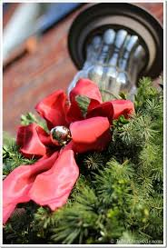 Christmas Decorations For Wrap Around Porch by 276 Best Christmas Porch Images On Pinterest Christmas Ideas