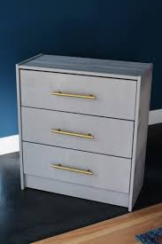 at home ikea rast nightstand makeover u2013 the reluctant millennial