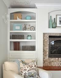 White Bookcase Ideas Best 25 White Built Ins Ideas On Pinterest Living Room Tv