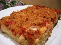 cuisine sicilienne recette lo sfincione la vraie pizza des palermitains recettes de fêtes