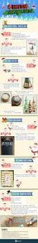 easy diy christmas gifts infographic u2013 daily waffle