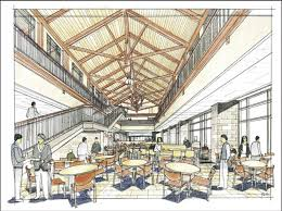 Uga Campus Map Bolton Dining Hall University Architects