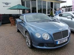 bentley convertible blue bentley continental gt speed autonews
