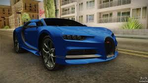 car bugatti 2017 bugatti for gta san andreas