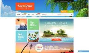 theme bureau vacation tour travel agents shopify themes buildify