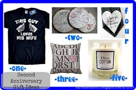 second anniversary gift ideas for him second wedding anniversary gift ideas for him
