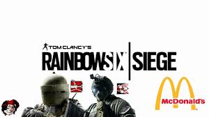 siege mcdonald rainbowsix siege mcdonalds wifi w oakliff nacho