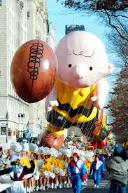 brown balloon floats in macys thanksgiving day parade 2