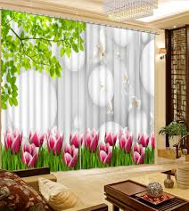 Modern Living Room Curtains by Online Get Cheap Modern Country Curtains Aliexpress Com Alibaba