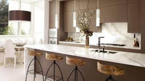 kitchen island with barstools inspiring best kitchen island stools with backs and arms on for