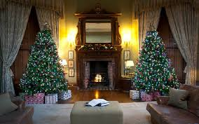 Christmas Decorations Online Ireland by Darley U0027s Travel Blog Castle Leslie Christmas In Ireland
