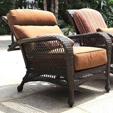 wicker outdoor recliner rocking chair recliner furniture 59